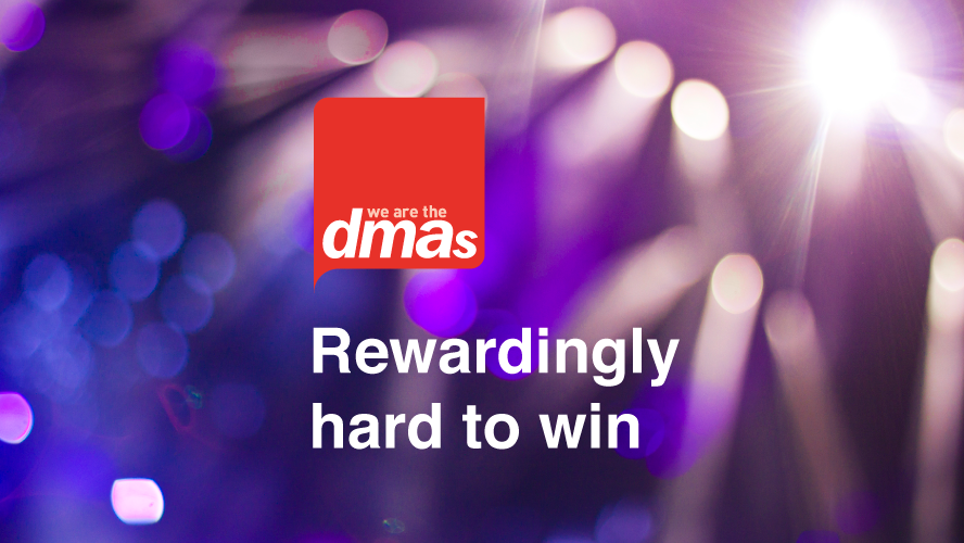 DMA Awards Night  Events DMA - Dma map us 2016