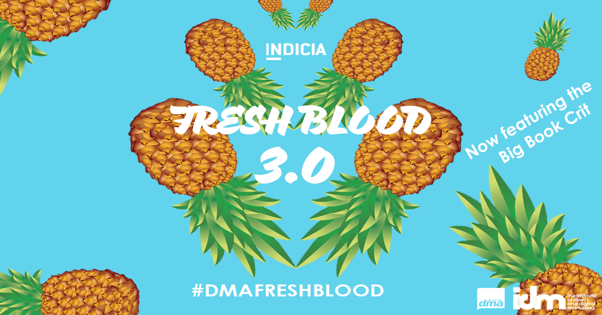 Fresh Blood 3.0 - Pineapple Poster.png