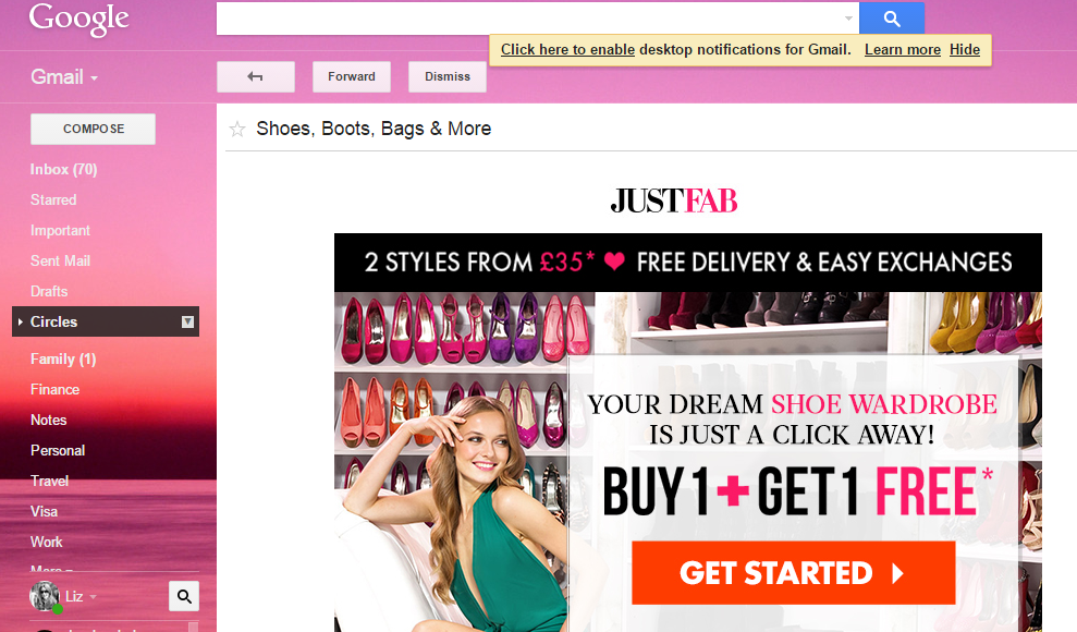 DMA | Article | 5 Ways to Target Email Users With Display Ads
