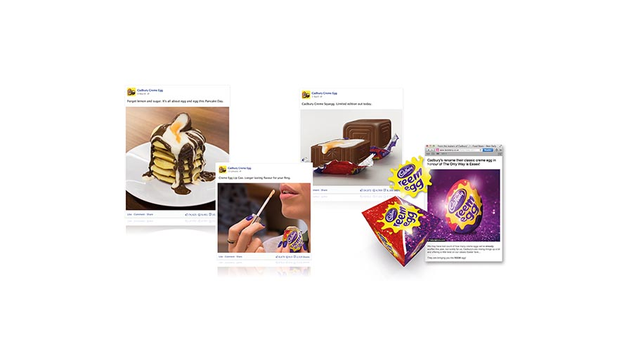 cadbury direct marketing