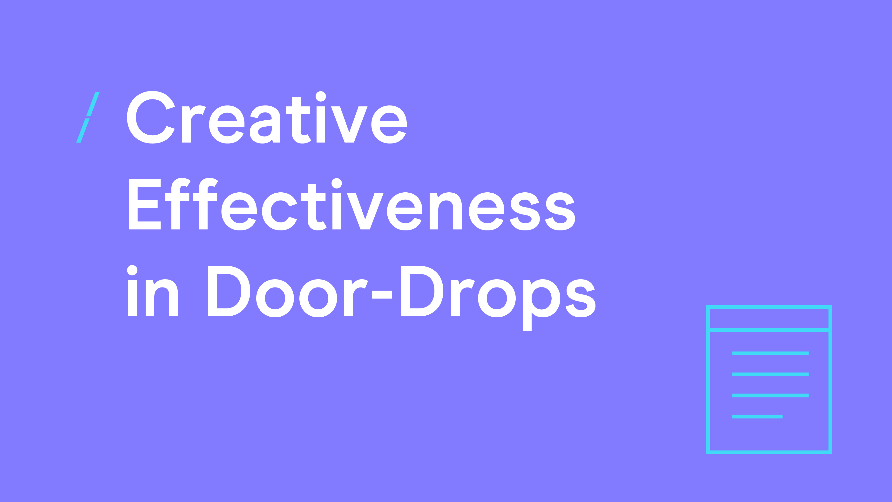 Creative Effectiveness in Door-Drops_Events copy 4.jpg